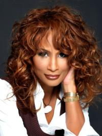 Lace Front Lang Betaalbare Beverly Johnson Pruik