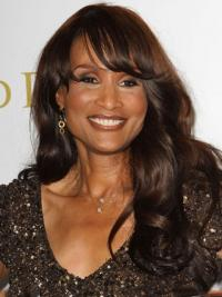 Lace Front Lang Korting Beverly Johnson Pruik