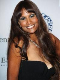 Lace Front Lang Duurzaam Beverly Johnson Pruik