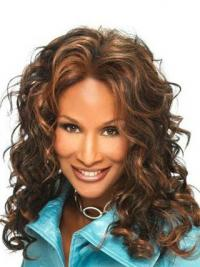 Lace Front Lang Goed Beverly Johnson Pruik