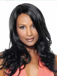 Lace Front Lang Groot Beverly Johnson Pruik