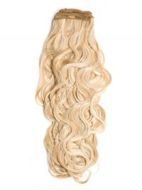 Preferentieel Blonde Krullen Tape-on Extensions