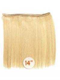 Mode Blonde Steil Tape-on Extensions