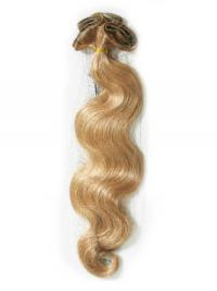 Betoverend Blonde Golvend Tape-on Extensions