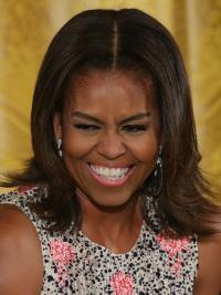 Halflang Lace Front Verbazingwekkend Celebrity Pruiken