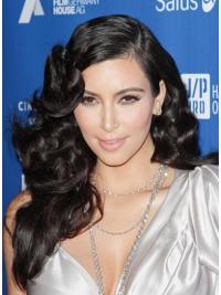 Lace Front Lang Bevallig Kim Kardashian Pruik