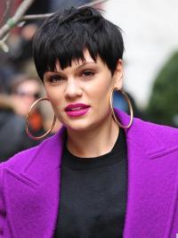 Zwart Kort Goed Jessie J Pruik