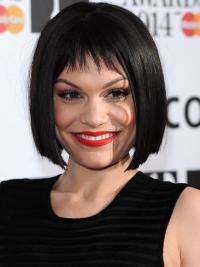 Lace Front Halflang Prachtig Jessie J Pruik