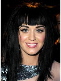 Lace Front Lang Elegant Katy Perry Pruik
