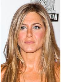 Lace Front Lang Perfect Jennifer Aniston Pruik