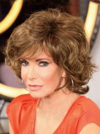 Lace Front Halflang Duurzaam Jaclyn Smith Pruik