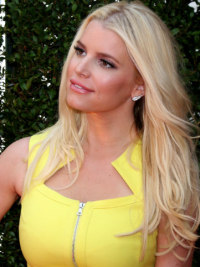 Lace Front Lang Betaalbare Jessica Simpson Pruik