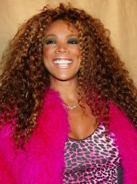 Lace Front Lang Goed Wendy Williams Pruik