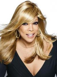 Lace Front Lang Top Wendy Williams Pruik